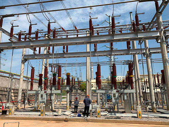Case Study of Power Station Engineering (1)